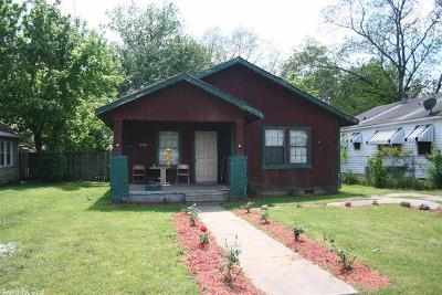 North Little Rock Single Family Home New Listing: 4400 School Street