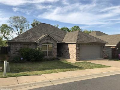 Bryant Single Family Home Escape Clause: 3327 Moss Creek Drive