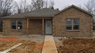 North Little Rock Single Family Home Sold: 6725 Magnolia Way