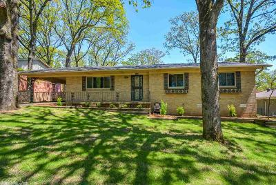 North Little Rock Single Family Home New Listing: 4806 Oaklawn Dr.