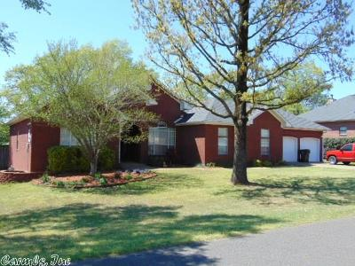 Garland County Single Family Home For Sale: 214 Cliffwood Loop