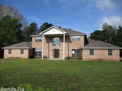 Pine Bluff Single Family Home Under Contract: 4603 Faucett Road