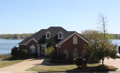 Pulaski County, Saline County Single Family Home New Listing: 6112 Riviera Drive