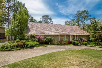 Little Rock Single Family Home New Listing: 15 Cascades Drive