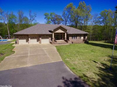 Single Family Home For Sale: 1624 Barnett Road