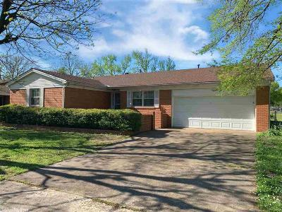 Searcy Single Family Home For Sale: 1800 W Arch