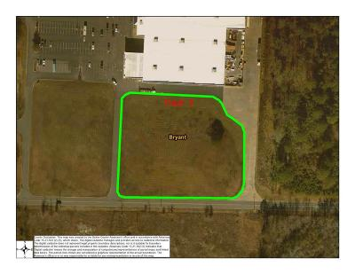 Bryant, Alexander Residential Lots & Land New Listing: Tract 2 Lowes Outparcels At Dell Drive