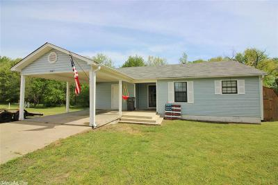 Saline County, Hot Spring County Single Family Home For Sale: 1427 David Lee Road