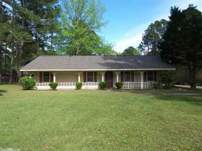 Monticello AR Single Family Home New Listing: $110,000