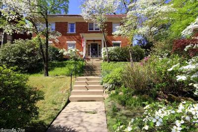 Little Rock Single Family Home New Listing: 334 Midland Street