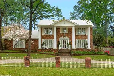 Little Rock Single Family Home New Listing: 551 Valley Club Circle