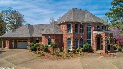 Hot Springs AR Single Family Home New Listing: $575,000