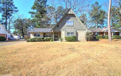 Pine Bluff Single Family Home New Listing: 3 Laffite Cove