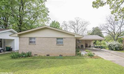 North Little Rock Single Family Home New Listing: 9 Cliffwood Circle