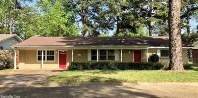 Texarkana Single Family Home For Sale: 4216 Olive