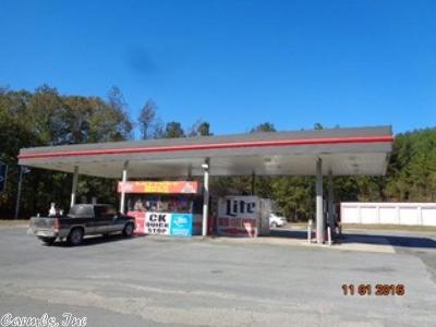Garland County Commercial New Listing: 4945 E Grand Avenue