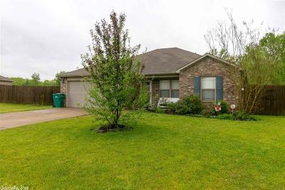 Greenbrier Single Family Home New Listing: 38 Waycross