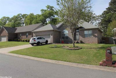 Little Rock Single Family Home New Listing: 40 Wedgewood Creek