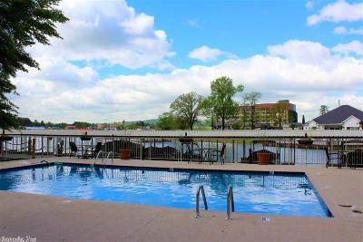 Condo/Townhouse New Listing: 142 Lake Hamilton Drive #206