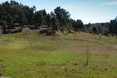 Cabot Residential Lots & Land New Listing: Lot 300R Hickory Valley
