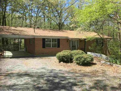 Hot Springs Single Family Home New Listing: 111 Springwood Road