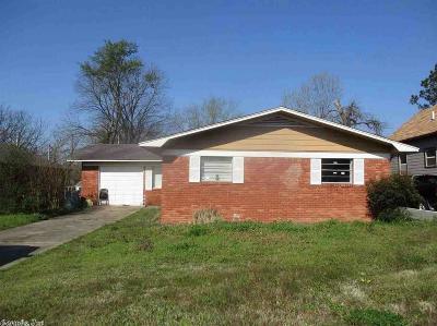 Little Rock Single Family Home New Listing: 2026 Howard