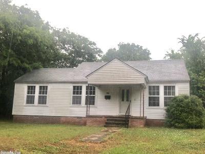 Morrilton Single Family Home For Sale: 503 E Branch St