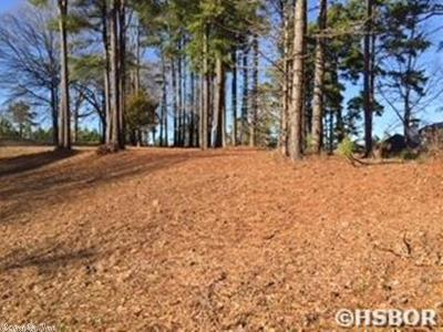 Hot Springs AR Residential Lots & Land New Listing: $26,900