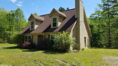 Little Rock Single Family Home New Listing: 17500 Knox Lane