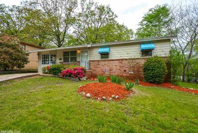 North Little Rock Single Family Home New Listing: 100 Lindenhurst