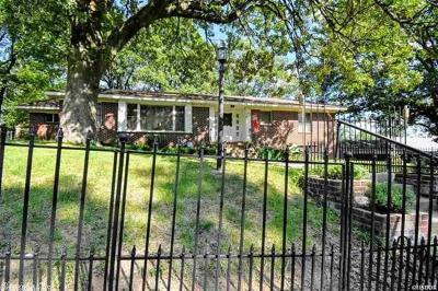 Hot Springs Single Family Home New Listing: 555 Summer St