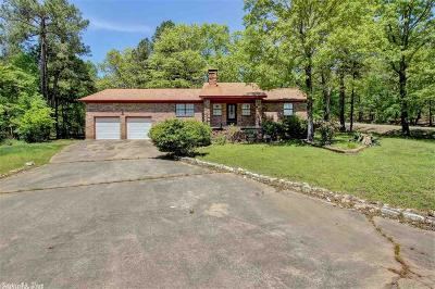Little Rock Single Family Home New Listing: 10401 Pinnacle Valley Road