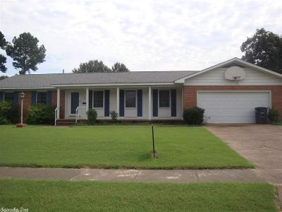 Searcy Single Family Home For Sale: 9 Harding Drive