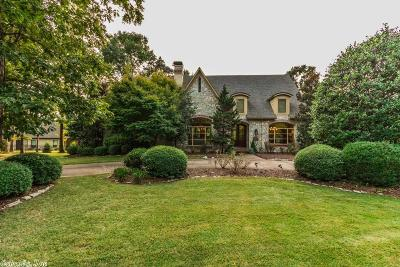 Little Rock Single Family Home For Sale: 212 Sologne Court