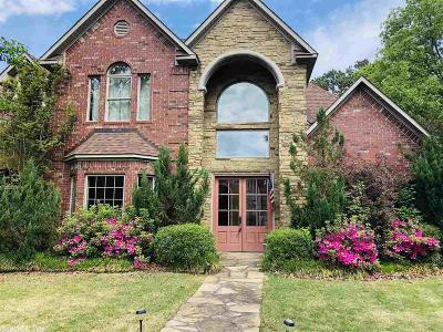Hot Springs Single Family Home New Listing: 112 Gardens Gate Circle