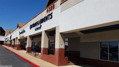 Hot Springs Commercial Lease For Lease: 4328 Central Avenue #Suite J