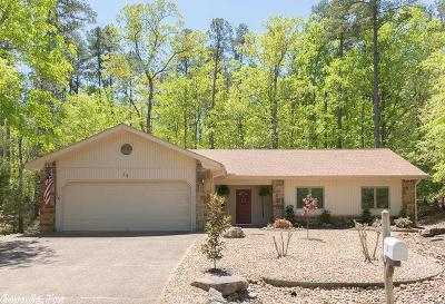 Hot Springs Vill., Hot Springs Village Single Family Home For Sale: 13 Campeon Lane