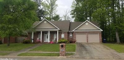 Saline County, Hot Spring County Single Family Home For Sale: 107 Baltusrol