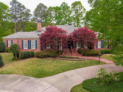 Little Rock Single Family Home For Sale: 1 Marbais Place