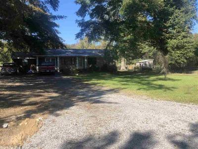 White County Single Family Home For Sale: 1580 Ridge Road