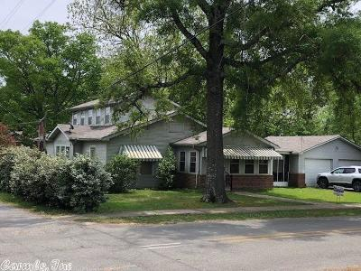 Star City Single Family Home Under Contract: 401 S Jefferson