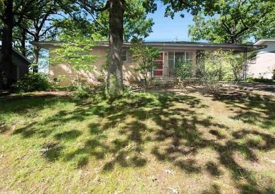 North Little Rock Single Family Home For Sale: 7 La Vista Drive