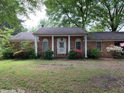 Beebe AR Single Family Home For Sale: $105,000
