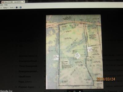 Bismarck Residential Lots & Land For Sale: Highway 84