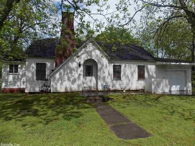 Beebe AR Single Family Home For Sale: $110,000