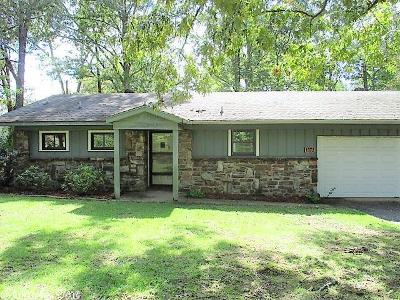 Garland County Single Family Home For Sale: 1373 Akers Rd Road