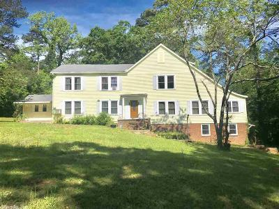 Cass County Single Family Home For Sale: 709 N. Louise St Street