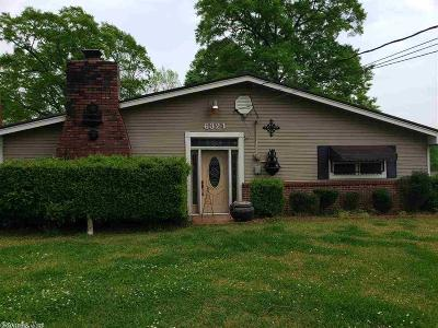 Pine Bluff Single Family Home For Sale: 6321 S Highway 79