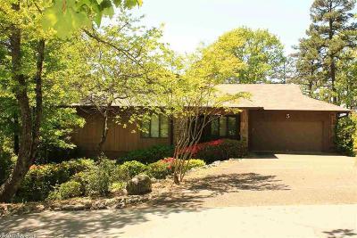 Hot Springs Vill., Hot Springs Village Single Family Home For Sale: 5 Cerredo Lane