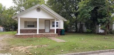 Morrilton Single Family Home For Sale: 1507 W Grant